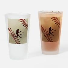 iHit Baseball Drinking Glass