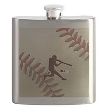 iHit Baseball Flask