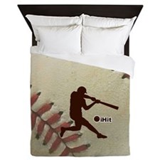 iHit Baseball Queen Duvet