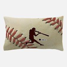 iHit Baseball Pillow Case