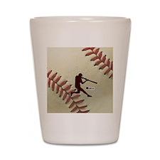 iHit Baseball Shot Glass