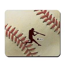 iHit Baseball Mousepad