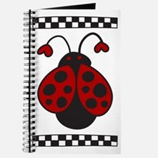 Ladybug Bug Journal