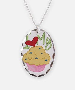 Love Muffin Necklace