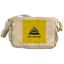 dont-turd-BUT Messenger Bag