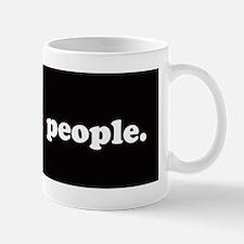 I See Debt People-1 Mug