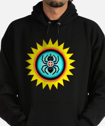 SOUTHEAST INDIAN WATER SPIDER Hoodie (dark)