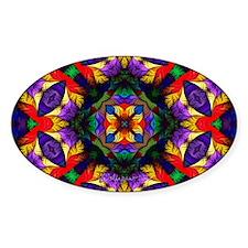 Kaleidoscope Fractal Decal