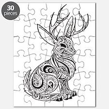 Jackalope Puzzle