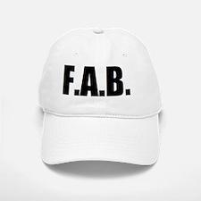 F.A.B. Baseball Baseball Cap