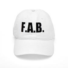 F.A.B. Baseball Cap