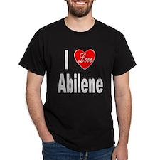 I Love Abilene (Front) T-Shirt