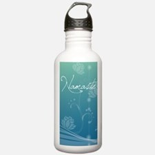 Namaste iPhone Snap Ca Water Bottle