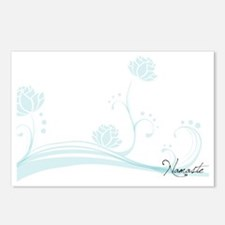 Namaste Magnetic Dry Eras Postcards (Package of 8)