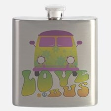 Love Bus Flask