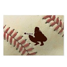 iCatch Baseball Postcards (Package of 8)