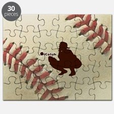 iCatch Baseball Puzzle