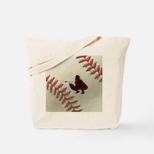 iCatch Baseball Tote Bag