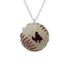 iCatch Baseball Necklace