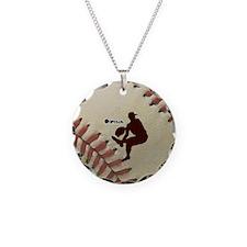 iPitch Baseball Necklace
