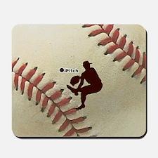 iPitch Baseball Mousepad