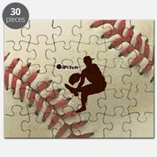 iPitch Baseball Puzzle
