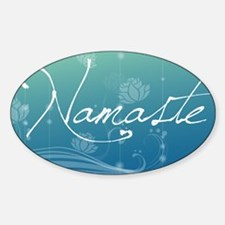Namaste Laptop Skins Decal