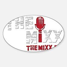 MIXX Briefs Sticker (Oval)