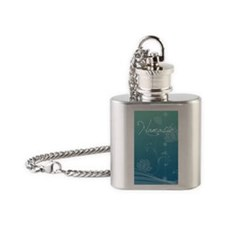 Namaste Itouch2 Case Flask Necklace