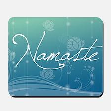 Namaste Rectangular Hitch Cover Mousepad