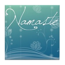 Namaste Puzzle Coasters (set of 4) Tile Coaster