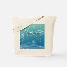 Namaste Puzzle Coasters (set of 4) Tote Bag