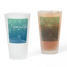 Namaste Puzzle Coasters (set of 4) Drinking Glass