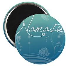 Namaste Puzzle Coasters (set of 4) Magnet