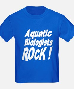 Aquatic Biologists Rock ! T