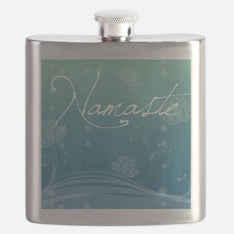 Namaste Puzzle Coasters (set of 4) Flask
