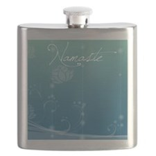 Namaste Picture Frame Flask