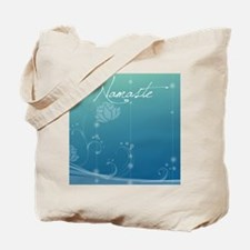 Namaste Picture Frame Tote Bag