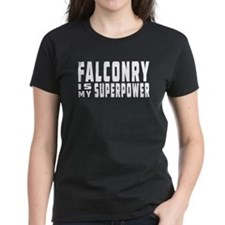 Falconry Is My Superpower Tee