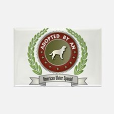 Spaniel Adopted Rectangle Magnet (100 pack)