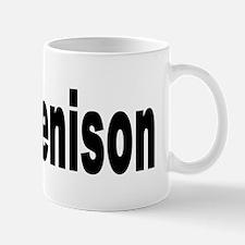 I Love Denison Mug