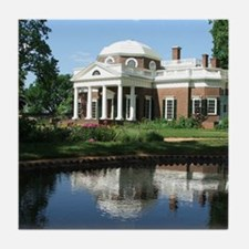 Monticello Tile Coaster
