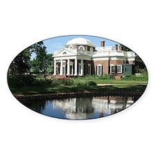 Monticello Decal