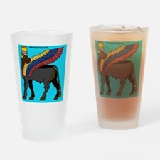 np-0001-mouse Drinking Glass