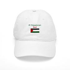 Palestinian #1 Dad Baseball Cap