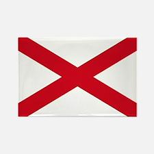 St Patrick's cross Rectangle Magnet (10 pack)