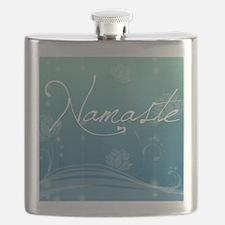 Namaste Cloth Napkins Flask