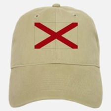 St Patrick's cross Baseball Baseball Cap