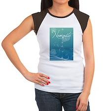 Namaste 84 Curtains Women's Cap Sleeve T-Shirt