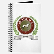Beauceron Adopted Journal